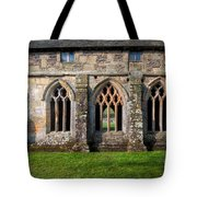 13th Century Abbey Tote Bag