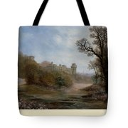 Wherry Leaving Tote Bag