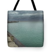 Breakwater Tote Bag