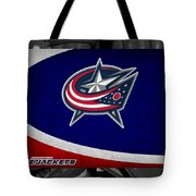 Columbus Blue Jackets Tote Bag