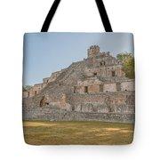 Edzna In Campeche Tote Bag