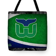 Hartford Whalers Tote Bag