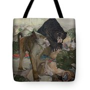 Jungle Book, 1903 Tote Bag