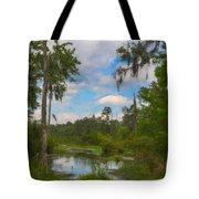 Lowcountry Marsh Tote Bag
