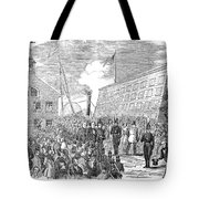 Millard Fillmore (1800-1874) Tote Bag