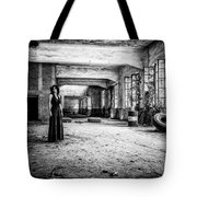 This Is The Way Step Inside Tote Bag