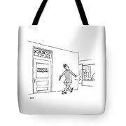 New Yorker April 24th, 2006 Tote Bag