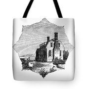 Yorktown: Surrender, 1781 Tote Bag