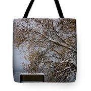 140303a-13 Winter Color Tote Bag