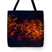 Plowing Snow II Tote Bag