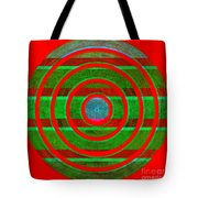 1407 Abstract Thought Tote Bag