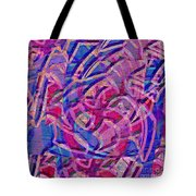 1412 Abstract Thought Tote Bag