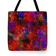 1432 Abstract Thought Tote Bag