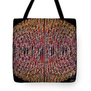 1458 Abstract Thought Tote Bag
