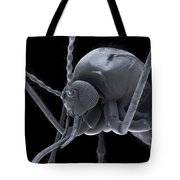 Anopheles Mosquito Tote Bag