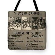 Anti-child Labor Poster Tote Bag