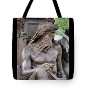 Brewer Fountain Boston Ma Tote Bag