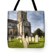 Christchurch Priory Tote Bag