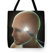 Digital Connection Tote Bag