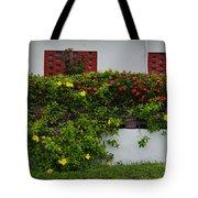 15- Garden Walk Tote Bag