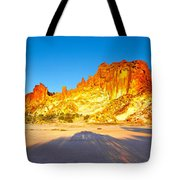 Rainbow Valley Tote Bag
