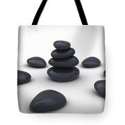 Stone Therapy Tote Bag