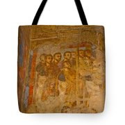 Temple Wall Art Tote Bag