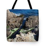 Tossa De Mar Costa Brava Tote Bag