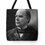 William Mckinley (1843-1901) Tote Bag
