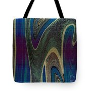 1501 Abstract Thought Tote Bag