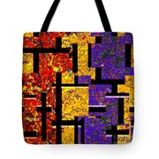 1517 Abstract Thought Tote Bag