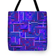 1527 Abstract Thought Tote Bag