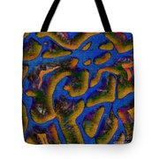 1541 Abstract Thought Tote Bag
