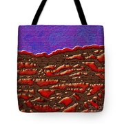 1551 Abstract Thought Tote Bag