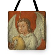 15th Century Angel Painting 6 Tote Bag