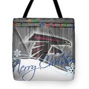 Atlanta Falcons Tote Bag