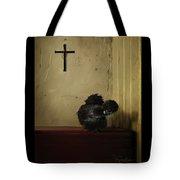 16. Black Silkie Tote Bag