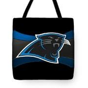 Carolina Panthers Tote Bag