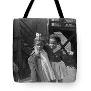 Chicago Children, 1941 Tote Bag