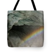 Climate Change In Greenland Tote Bag
