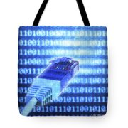 Digital Connection Tote Bag