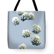 Lymphocytes Undergoing Apoptosis Tote Bag