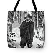 Roger Williams (1603-1683) Tote Bag