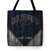 San Diego Padres Tote Bag