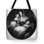 Victoria Of England Tote Bag