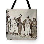 Wwi Refugees, 1919 Tote Bag