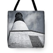 163 Feet Into The Clouds Tote Bag