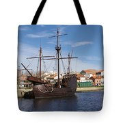 16th Century Ship Tote Bag