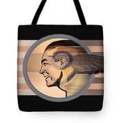 16x20 Mercury Black Tote Bag