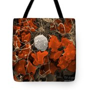 Blood Clot Tote Bag